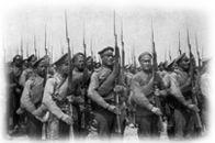 attēls ar karavīriem